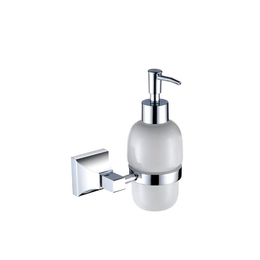 Heritage Chancery Soap Dispenser Chrome