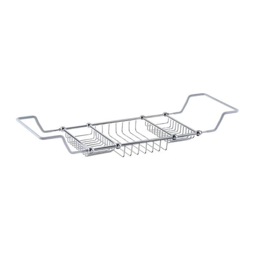 Heritage Bath Rack 50 x 210 x 640-820mm