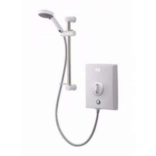 Aqualisa Quartz Electric Shower with Adjustable Height Head