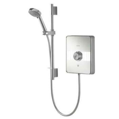 Aqualisa Lumi Electric Shower with Adjustable Head and Kit