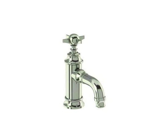 Burlington Arcade Mini Monobloc Basin Mixer - No waste