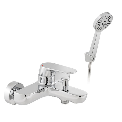 Vado Ava Wall Mounted Bath Shower Mixer + Shower Kit