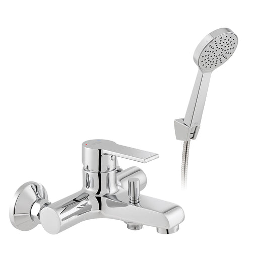 Vado Irlo Wall Mounted Bath Shower Mixer + Shower Kit