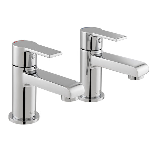 Vado Irlo Bath Pillar Taps