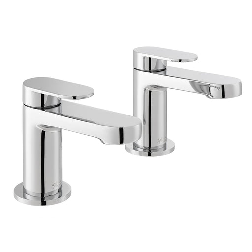 Vado Metiz Bath Pillar Taps