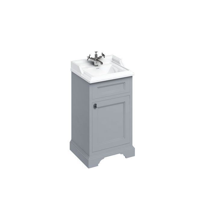 Burlington 50cm Vanity Unit with One Door