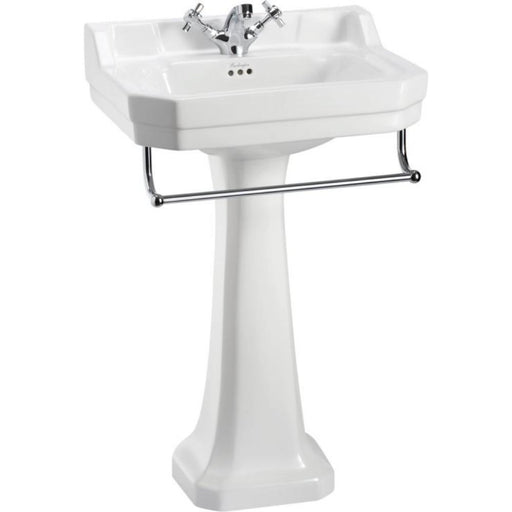 Burlington Edwardian Basin and Pedestal