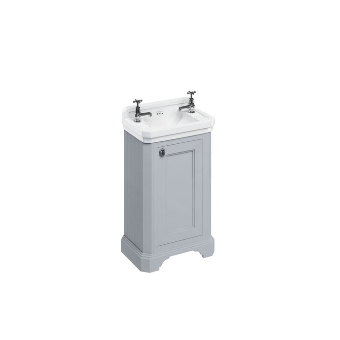 Burlington Cloakroom Vanity Unit with One Door