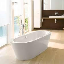 Bette Starlet Silhoutte Double Ended Oval Bath - No Tap Holes - White