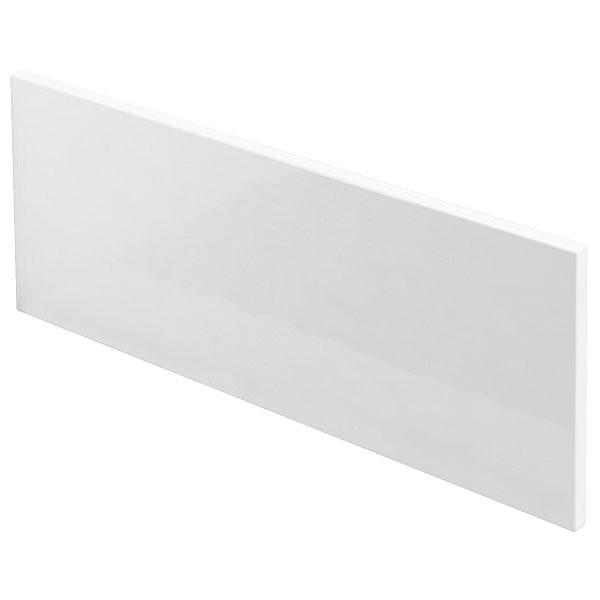 Britton Cleargreen Bath Front Panel - White