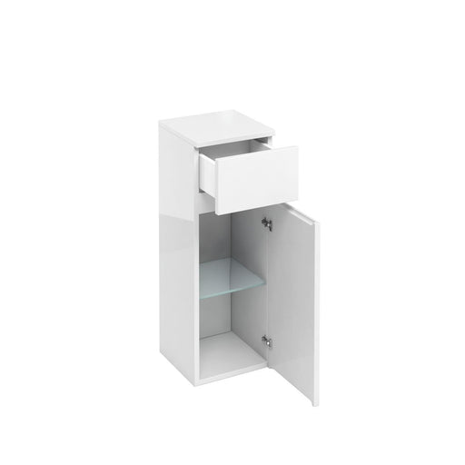 Britton Fitted Single Door Base Unit with Drawer