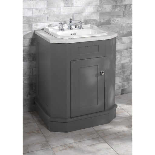 Silverdale Balasani 700mm Cabinet with Top and Basin