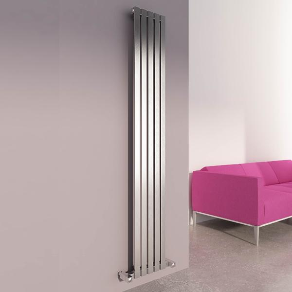 Carisa Sarp Stainless Steel Vertical Radiator