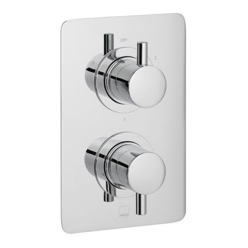 Vado Celsius Square Outlet Trim For 148D Thermostatic Valve