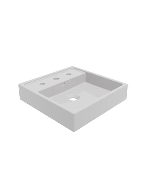 Cifial F2 Compact 420mm Basin - White