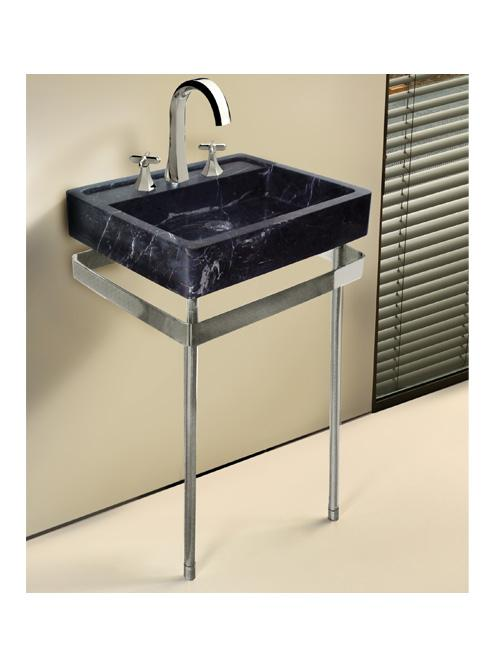 Cifial Techno S2 Stainless Steel Support Legs for Compact Marble Basin