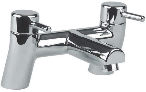 Cifial Technovation 35 2 Hole Deck Bath Filler Chrome