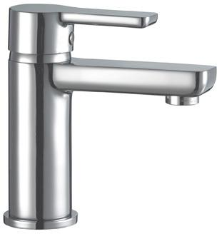 Cifial Coule Mono Basin Mixer Chrome
