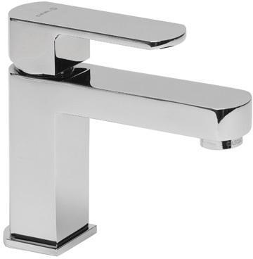 Cifial Cudo Mono Basin Mixer Chrome