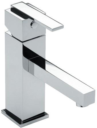 Cifial Quadrado Mono Basin Mixer Chrome