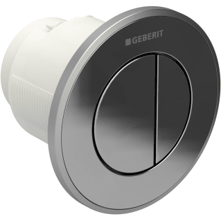 Geberit Dual Flush Button Pneumatic - Type 10  - Plastic