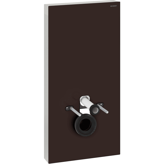 Geberit Monolith Plus with Odour Extraction and Lighting for Wall Hung WC 101cm