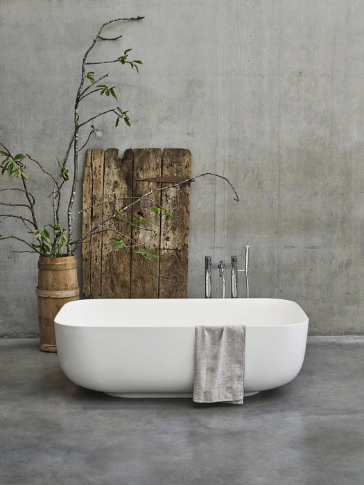 Clearwater Duo Bath Clear Stone