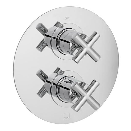 Vado Elements Three Outlet Trim For 148D/3 Thermostatic Valve