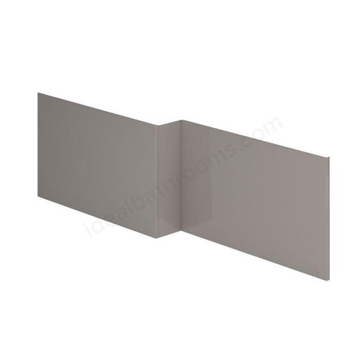 Essential Nevada L Shaped Front Bath Panel - 1700mm