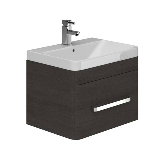 Essential Vermont 1- Drawer Vanity Unit With Basin