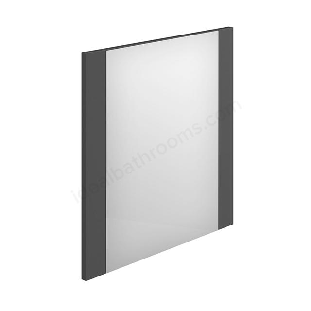 Essential Nevada Rectangular Bathroom Mirror - 550mm Wide