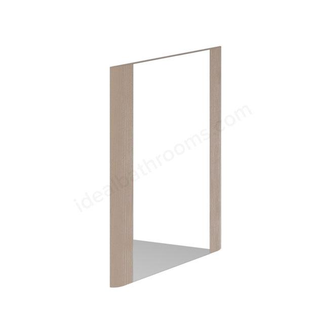 Essential Vermont Rectangular Bathroom Mirror - 450mm Wide