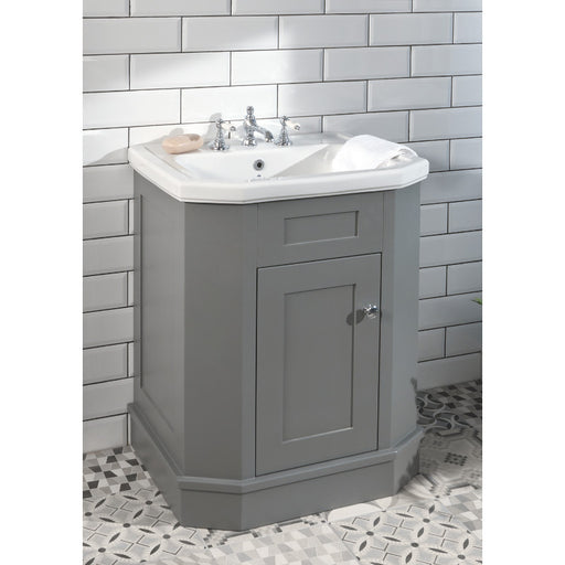 Silverdale Empire 700mm Cabinet with Basin
