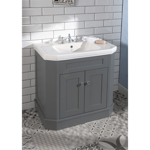 Silverdale Empire 920mm Cabinet with  Basin