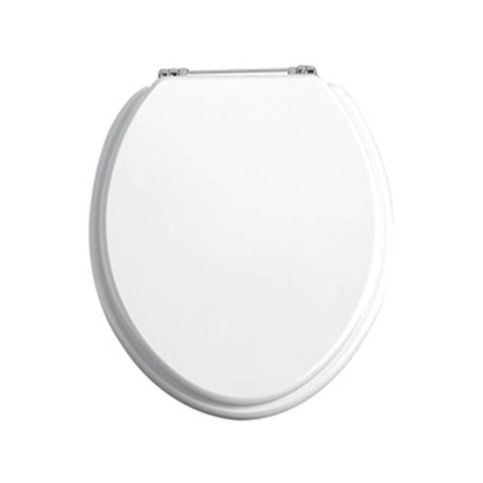 Heritage Standard Toilet Seat With Hinge Nationwide