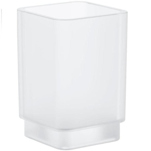 Grohe Selection Cube Glass - White