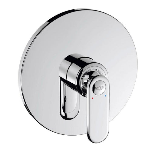Grohe Veris Concealed Single Lever Shower Mixer Valve - Chrome