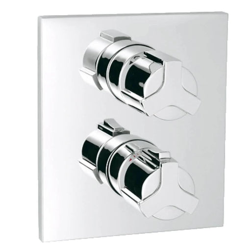 Grohe Allure Thermostatic 2 Way Diverter Trim - Chrome