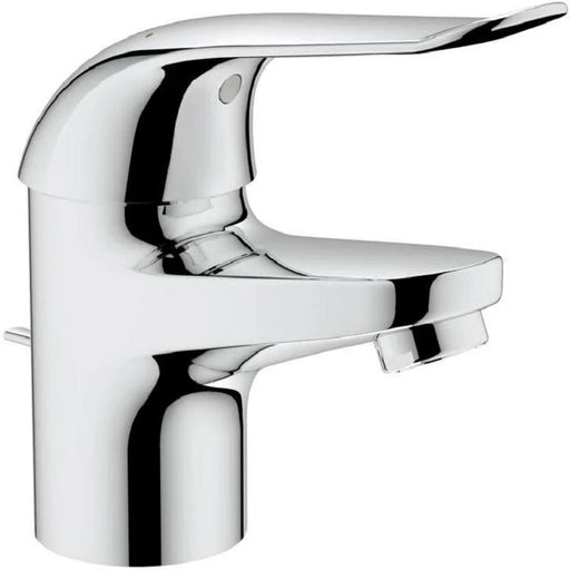 Grohe Euroeco Special Single Lever Basin Mixer Tap With Pop-Up Waste - Chrome
