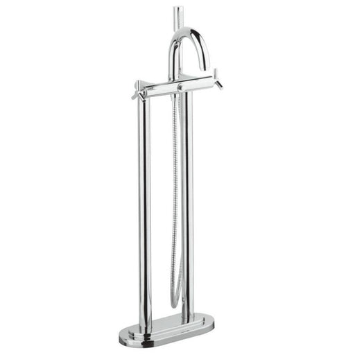 Grohe Atrio Ypsilion Floor Mounted Bath Shower Mixer Tap - Chrome