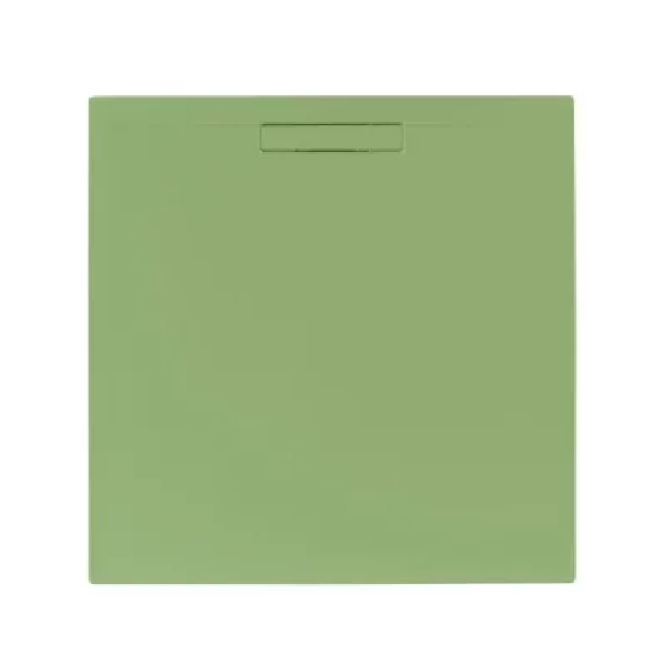 Just Trays Evolved Flat Top Square Shower Tray With Waste
