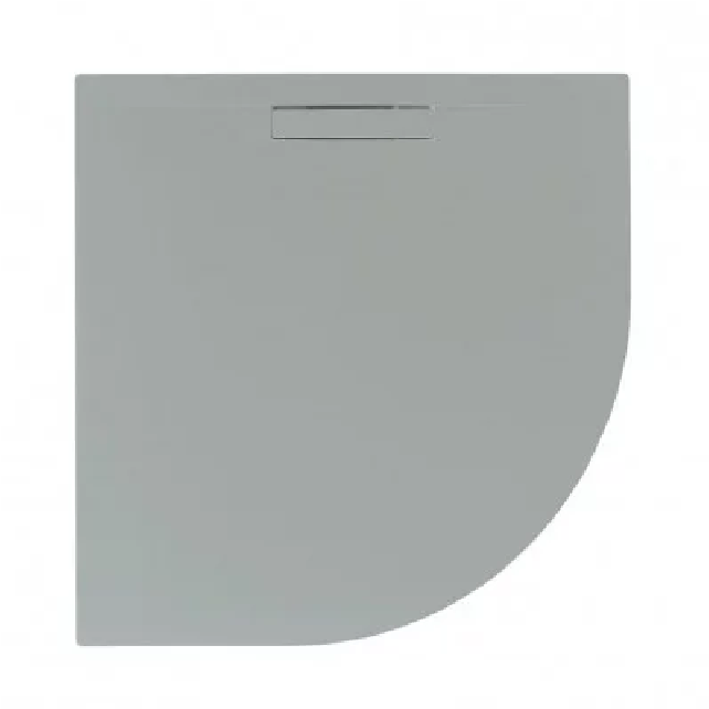 Just Trays Evolved Quadrant Square Shower Tray With Waste