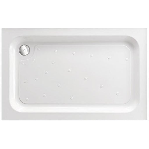 Just Trays Fusion Flat Top Square Riser Kit - 1200mm  Wide - White