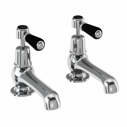 Burlington Kensington Bath pillar taps