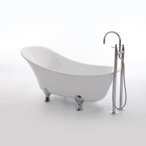 Royce Morgan Kingswood Single Ended Slipper Bath With Feet