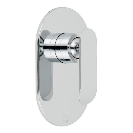 Vado Kovera Concealed Manual Shower Valve Single Lever Wall Mounted