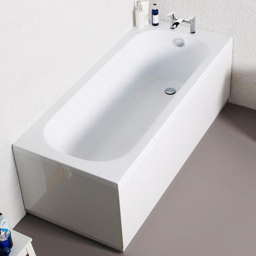 Kartell G4K Single Ended Bath - White