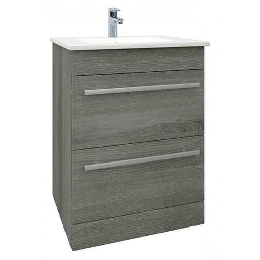 Kartell Purity 2-Drawer Floor Standing Vanity Unit with Basin