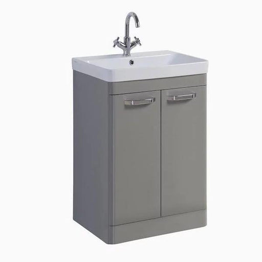 Kartell Options 2-Door Floor Standing Vanity Unit with Basin