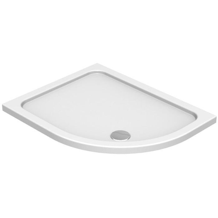 Kudos Kstone Offset Quadrant Trays - White